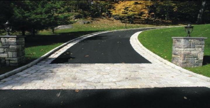 Private Road Asphalt Paving Contractors