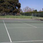 Tennis Court Construction Pavers